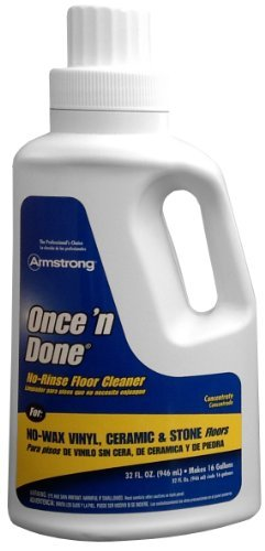 Once'N Done No Rinse Cleaner 1 Qt