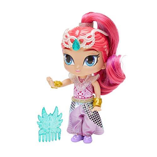 Shimmer and Shine - Muñeca con dragón Juguetes +3 años (Mattel FXP96)