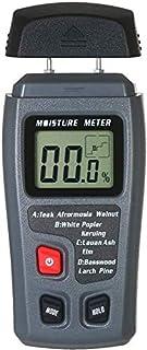 Tester Humidimètre d'humidité du Bois Mobilier 4 Modes Hygromètre Portable Type de goupille Type d'humidité Humidité Instr...