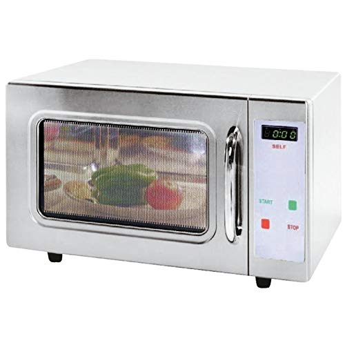PADERNO - Microwave Oven Stainless Steel