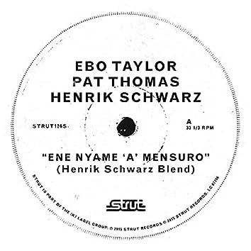 Eye Nyam Nam 'A' Mensuro (Henrik Schwarz Mixes)