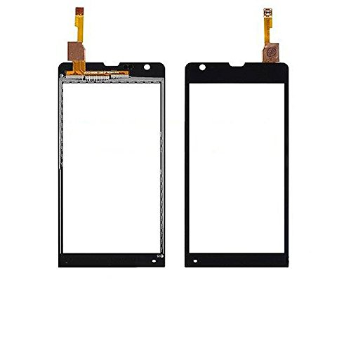 Front Cover Touch Screen Digitizer Touchscreen für Sony Xperia SP M35h M35i M35L C5302C5303C5306(No LCD)