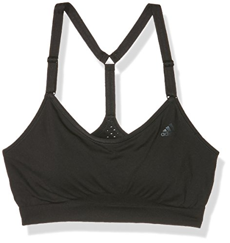 adidas Damen Unterwäsche Seamless Bra, schwarz, M, AJ5070