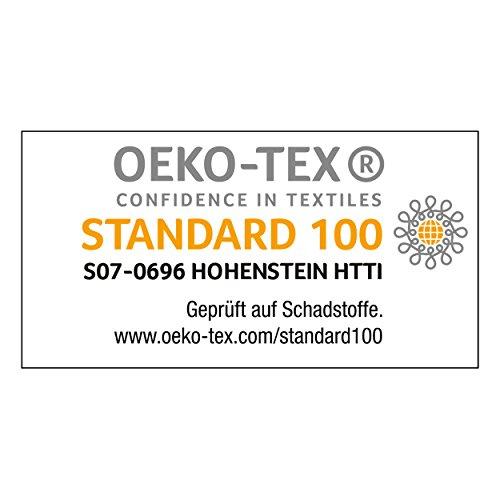 Julius Zöllner Reisebettmatratze Travelsoft Premium, Schadstoffgeprüft nach Standard 100 by OEKO-TEX, 60 x120 cm - 5