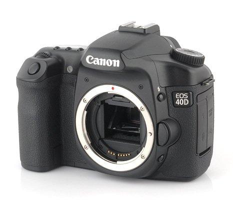 Canon EOS 40d – Cámara Digital – SLR – 10.1 Mpx – Objetivo Canon ...