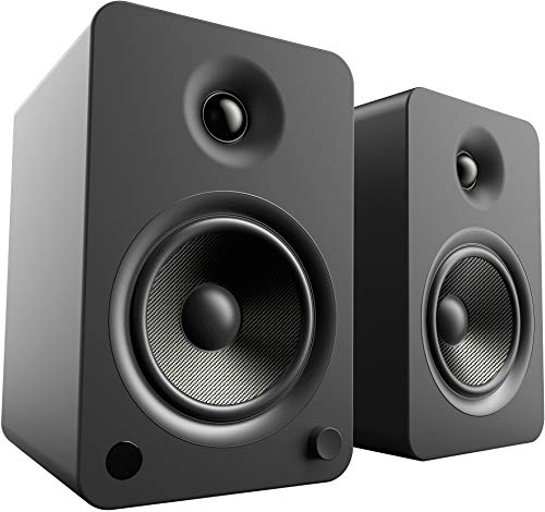 Kanto YU6 - Bluetooth Speakers with Phono Preamp