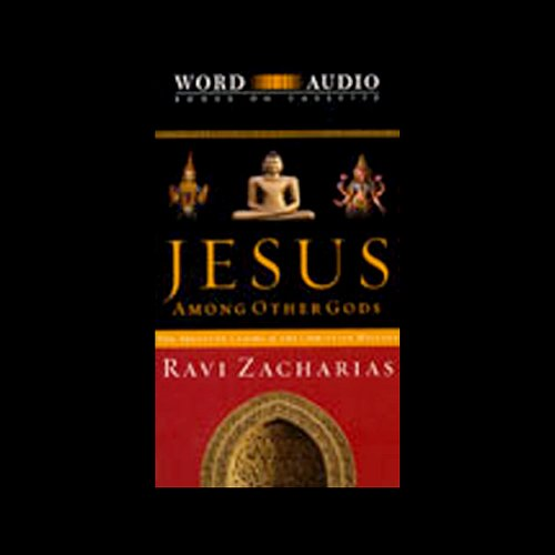 Jesus Among Other Gods audiobook cover art