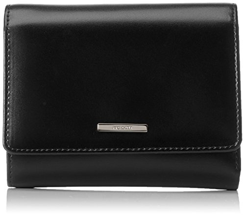 Picard Damen OFFENBACH Geldbörsen, Schwarz (schwarz), 13x10x3 cm