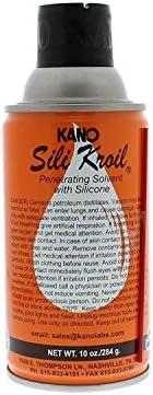 Kano Sili Kroil Penetrating Oil King Size, 16.5 oz aerosol - (SILIKING)