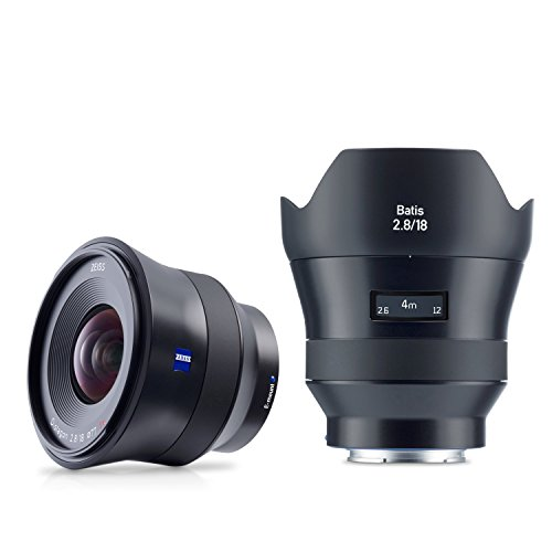 Zeiss Batis 2.8/18 Wide-Angle Lens for E-Mount,...