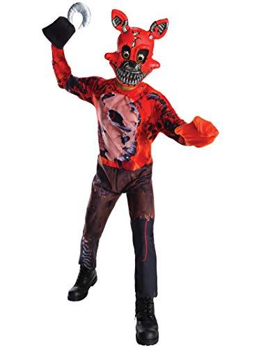 Five Nights At Freddy's Nightmare Foxy Costume Child Medium