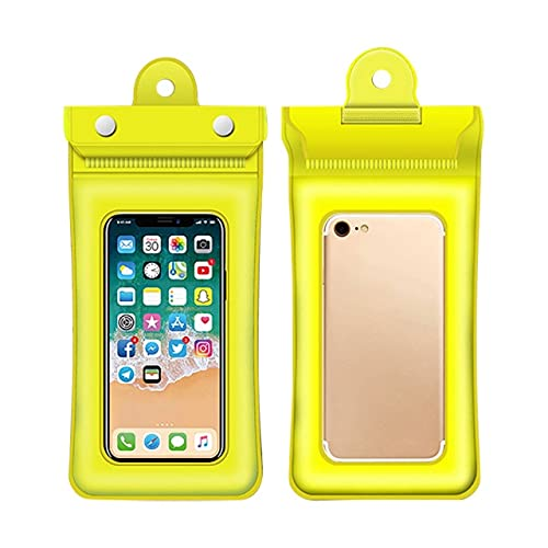 YUBIN Bolsas de natación universales Funda Impermeable para teléfono Funda móvil para iPhone 12 11 Pro MAX 8 7 Huawei Xiaomi Redmi Samsung