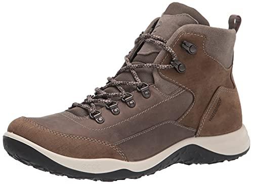 ECCO Esphino High Boot Waterproof, Zapatos para Senderismo Hombre, Gris, 40/41 EU