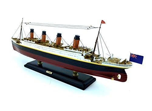 LK Titanic Limited Model Cruise Ship 15' NOT A KIT