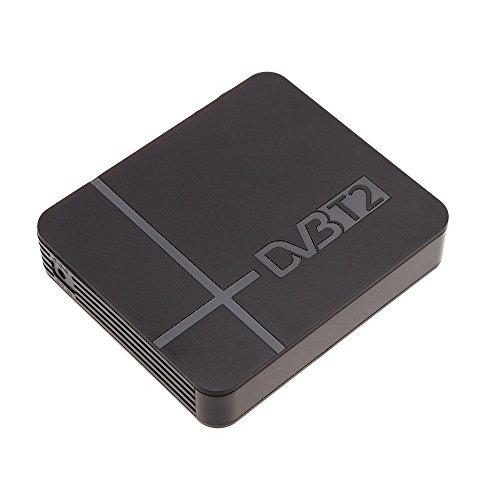 ICT Dvb-t2 Terrestrial Receiver Full HD Set-Top Box k2 & Multimedia Player QA