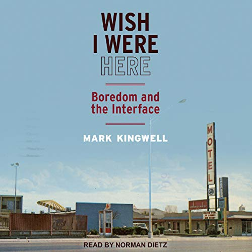 Wish I Were Here audiobook cover art