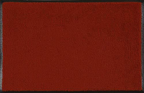 Wash+Dry Fußmatte Terracotta 50x75 cm
