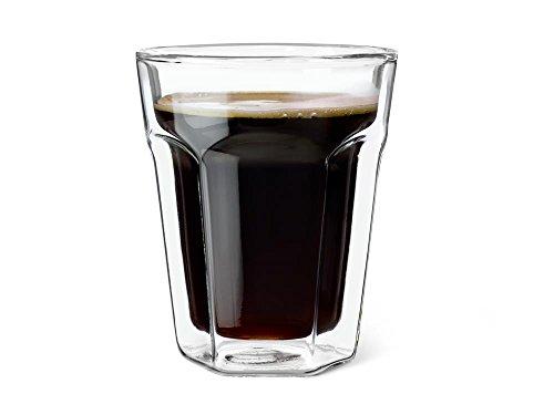 LEOPOLD Vienna dubbelwandig glas espresso IN1515, inoxidable, overige