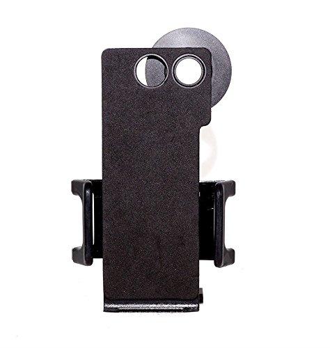 TS-Optics universal Smartphone iPhone Adapter mit direktem T2 Anschluß für Fotografie durch Teleskop oder Spektiv, SPA-T2