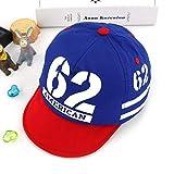 Bonita Gorra de bebé para bebé, Gorra de béisbol para bebé, Primavera, Verano, niños, Sombrero de algodón para el Sol, Sombreros con Visera para Exteriores-Blue Style 9