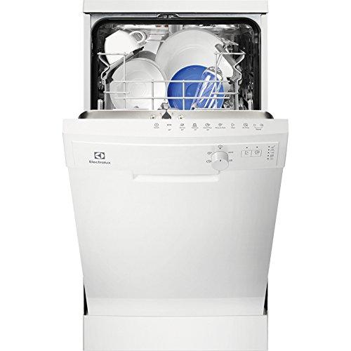 Electrolux esf4202low autonome 9places A + lavastoviglie–Lavastoviglie (autonome, Bianco, Slim Line (45cm), Bianco, Bottoni, girevole, LED)