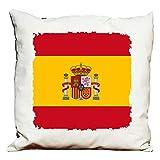 Cojín Bandera España