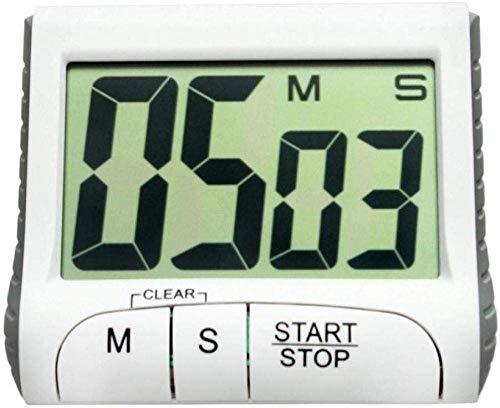 Creatief nachthorloge grote keuken Exquisit LCD digitale magneet koelkast timer countdown timer schattige wekker 24 uur koken