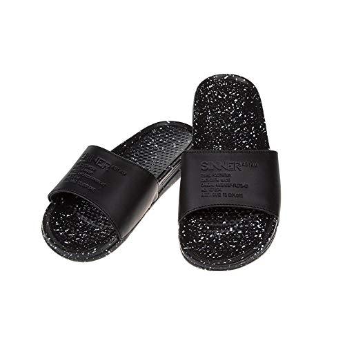 SINNER Badslippers voor Dames en Heren - Comfortabele Slippers met Sterke Zool - Design Flip Flops voor de Badkamer of Buiten