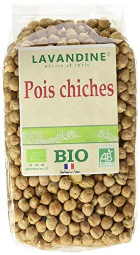 LAVANDINE Pois Chiches 400 g -Bio  Lot de 6