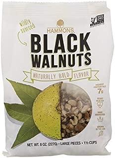 Hammons Recipe Ready Black Walnuts, 8-Ounce Bag