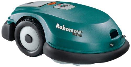 Robomow RL 2000Roboter Rasenmäher Mähroboter, 53cm, 2,6cm, 6,3cm, Akku, 24V)