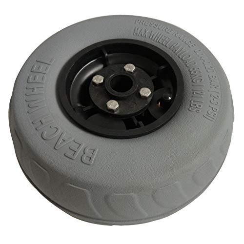 Ruedas De Globo De Playa De 9', Neumáticos De Repuesto para Carrito De Kayak, Canoa, Bote, Carro, Buggy,2PCS
