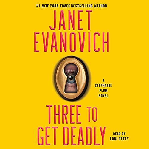 Three to Get Deadly cover art