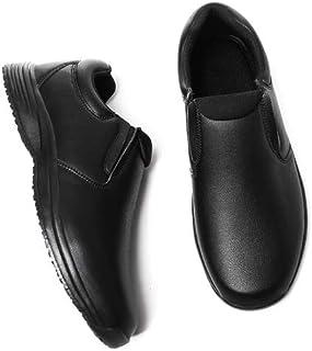 Sponsored Ad - EXEBLUE Kitchen Work Shoes for Men/Women Slip Resistant Water Resistant Oil Resistant Food Service Shoes Sa...