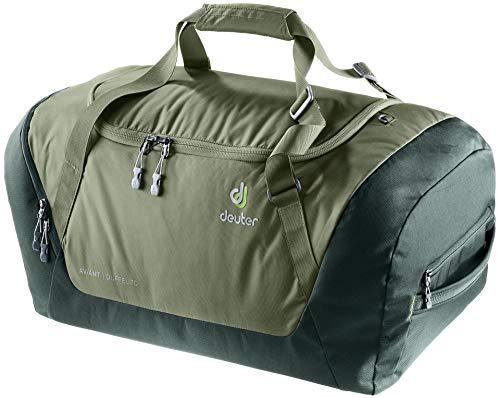 deuter Unisex Adult Aviant Duffel 70 2020 Model Luggage Garment Bag, khaki-ivy, Liters EU