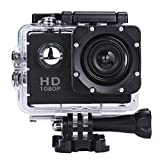 sahnah 2.0 inch Dual Screen Sports DV Action Camera Waterproof Camera