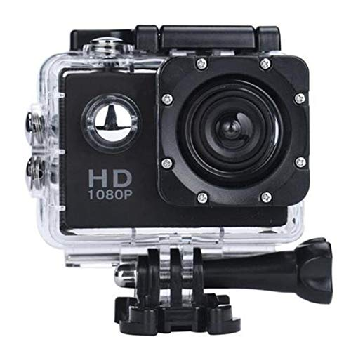 sahnah 2.0 INCH Dual Screen Sports DV Action Camera Waterproof Camera