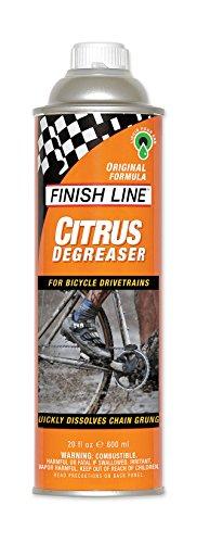 Finish Line Sgrassatore Citrus 600Ml