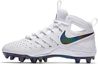 ccccd4da584e2 Nike Huarache V LAX LE Limited Edition Men s Lacrosse Cleats 15 US White