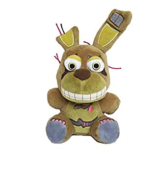 FNAF Plushies - All Characters 7   - -- Five Nights Freddy s Plush  Chica Springtrap Bonnie Marionette Foxy Plush - Freddy Plush-FNAF Plush-Kid s Toy-Stuffed Animal  Springtrap