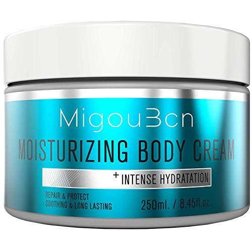 MIGOU BCN Crema Hidratante Hombre Corporal Body Milk con aromaterapia atractiva para mujeres