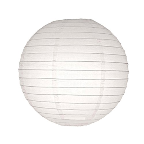 Lighting Web Suspension boule en papier Blanc 40,5 cm