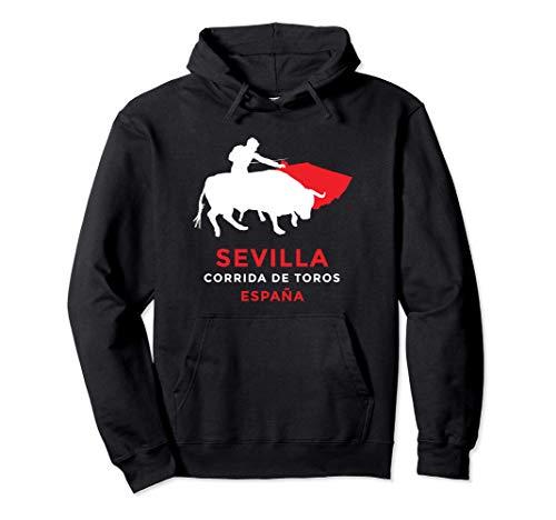 Sevilla Corrida de Toros España Cotización España Sudadera con Capucha
