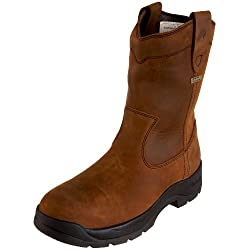 "LaCrosse Men's 11"" Quad Comfort Wellington Work Boot"