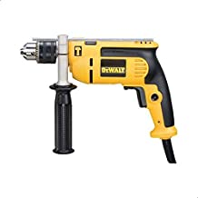 Dewalt Variable Speed Impact Drill 650 Watts, Black and Yellow [DWD024K-B5]