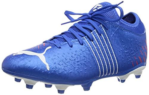 Puma Future Z 4.2 FG/AG, Zapatillas de fútbol Hombre, Bluemazing Sunbla, 46 EU