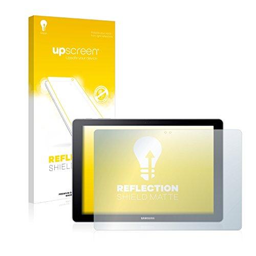 upscreen Entspiegelungs-Schutzfolie kompatibel mit Samsung Galaxy Book 10.6 – Anti-Reflex Bildschirmschutz-Folie Matt