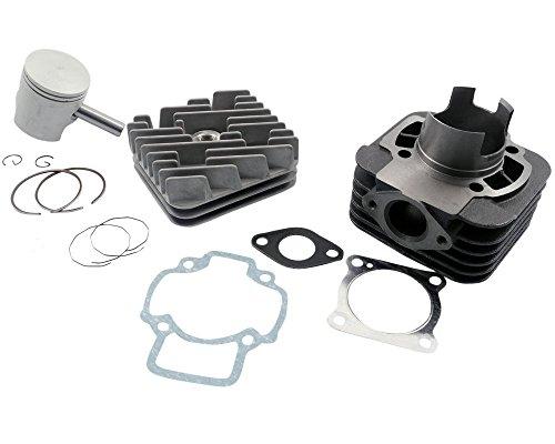 Zylinder + Kolben 2EXTREME 70ccm Sport Zip 2 Cat AC, Base, Fast Rider