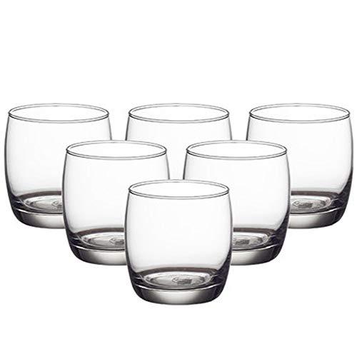 Loodvrije glazen koffiemok bier mok 6 pak 200 ml transparant sap melk Cup ontbijt drinken glas wijnglas