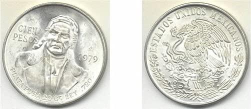 Mexico 1979 100 Pesos, KM-483.2